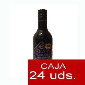 Vino - Vino Viña Arnaiz Rivera de Duero Crianza 18.7 cl CAJA COMPLETA 24 UDS