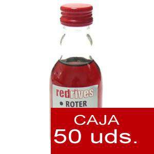 Vodka - Vodka Red Rives 5cl CAJA DE 50 UDS