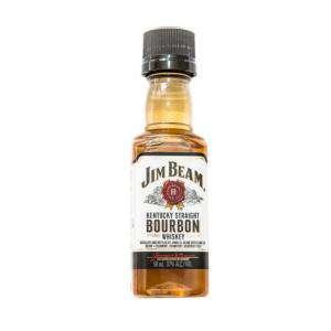 Whisky - Bourbon Jim Beam KENTUCKY STRAIGHT (Tapón Negro)