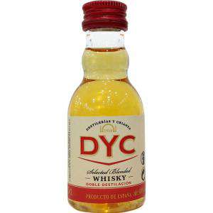 Whisky - Whisky DYC Selected Blended