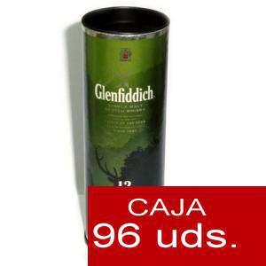 Imagen Whisky Whisky Glenfiddich 12 años c/Tubo, 5CL . CAJA DE 96 UDS