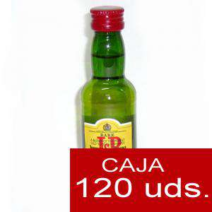 Whisky - Whisky JB 5cl CAJA DE 120 UDS