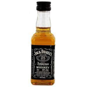 Whisky - Whisky Jack Daniels 5cl Plástico (OFERTA LIMITADA) (Últimas Unidades)