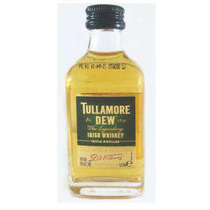 Whisky - Whisky Tullamore Dew 5cl