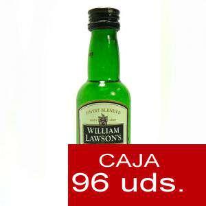 Whisky - Whisky William Lawson 5cl CAJA DE 96 UDS