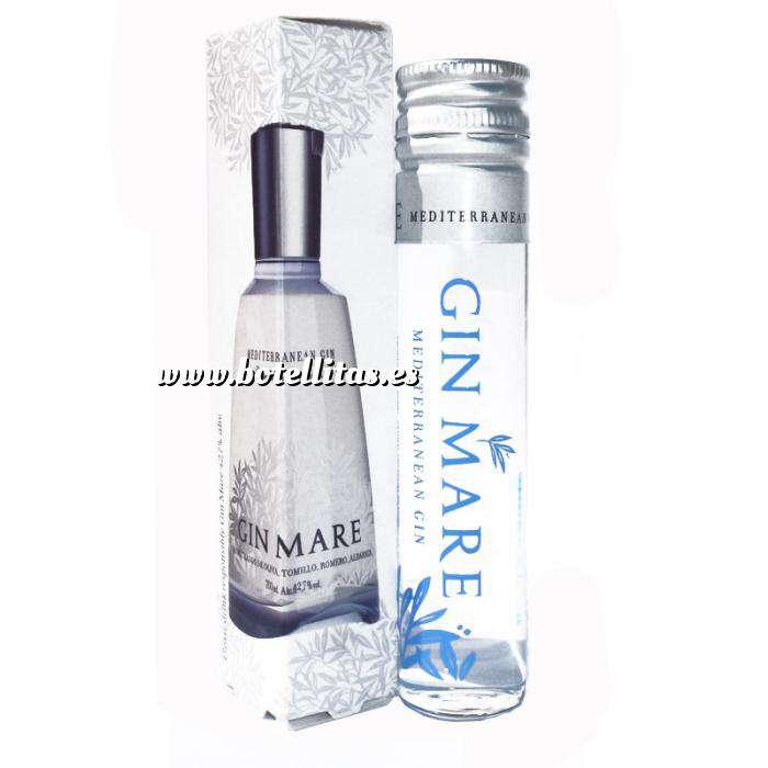 Imagen Ginebra Ginebra Gin mare 5cl en cajita de cartón (OFERTA PREMIUM)