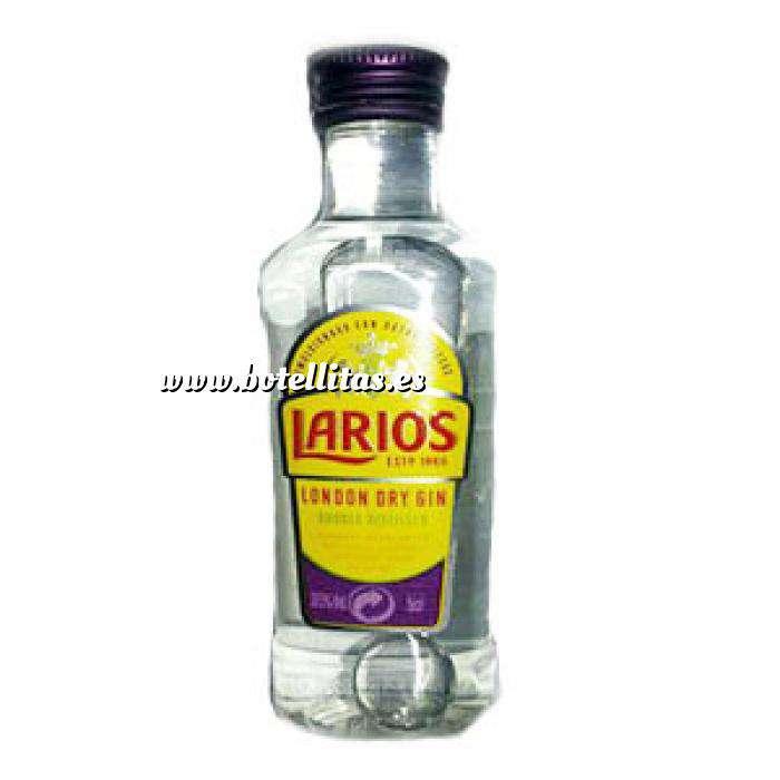 Imagen Ginebra Ginebra Larios Dry Gin 5cl