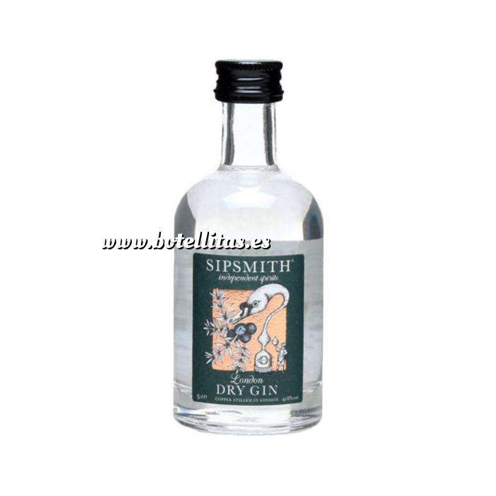 Imagen Ginebra Ginebra Sipsmith London Dry Gin 5cl