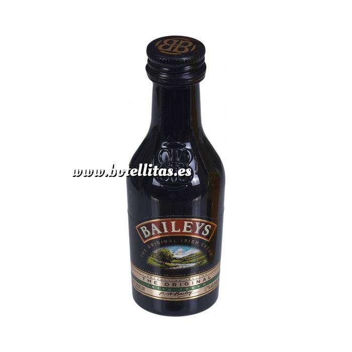 Imagen Licores, Orujos y Crema Baileys Crema de Licor 5cl