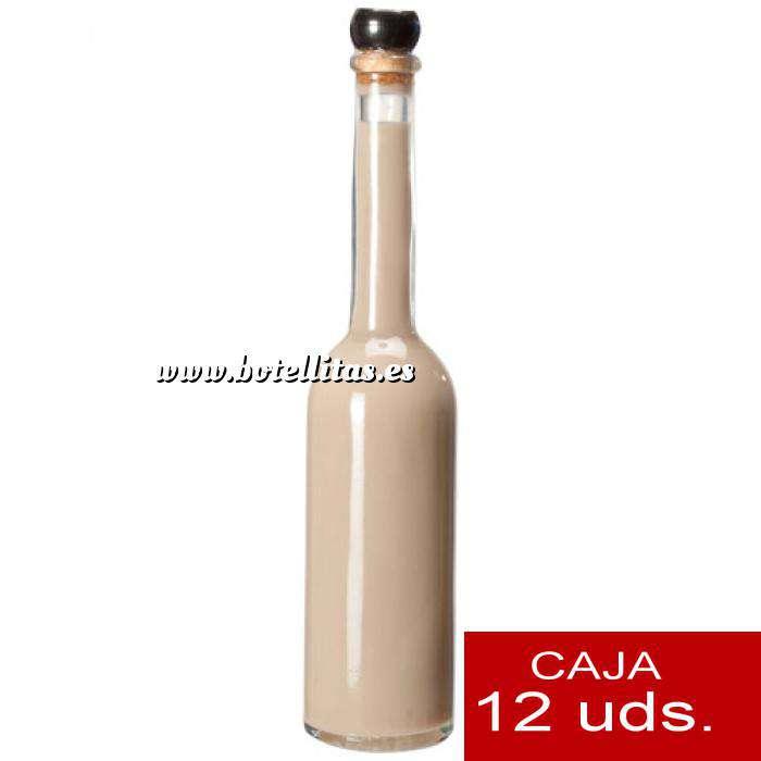 Imagen Licores, orujos y crema Crema de Licor Villa Lucía SORGENTE 10 cl. CAJA DE 12 UDS (Últimas Unidades)