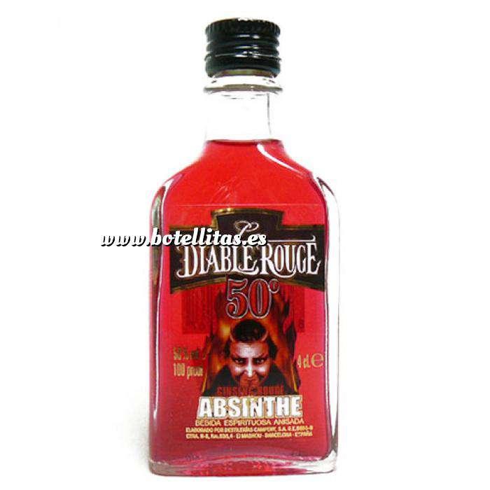 Imagen Otros Absenta 50 Rojo - Le Diable Rouge 4cl