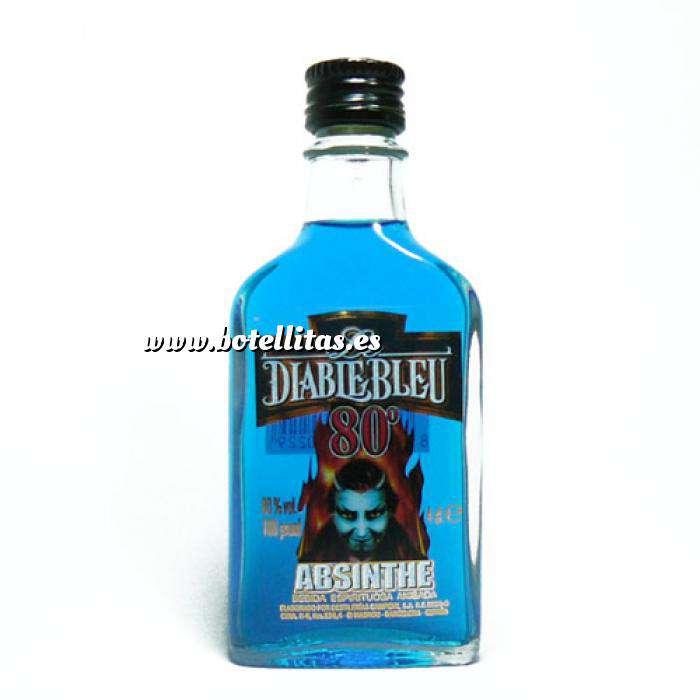 Imagen Otros Absenta Azul 80 - Le Diable Rouge 4cl