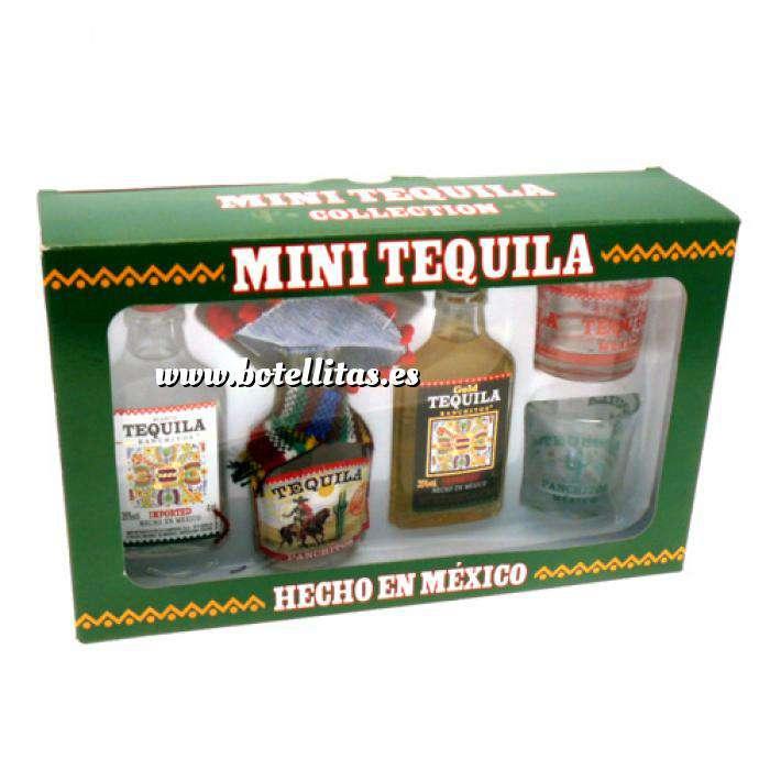 Imagen Tequila Tequila Estuche 3 unidades