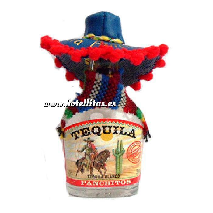 Imagen Tequila Tequila Panchitos 5cl (Sombrero en colores surtidos)