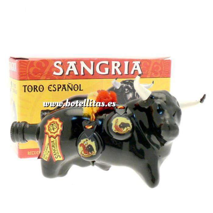 Imagen Vino Sangría Toro Español 10cl