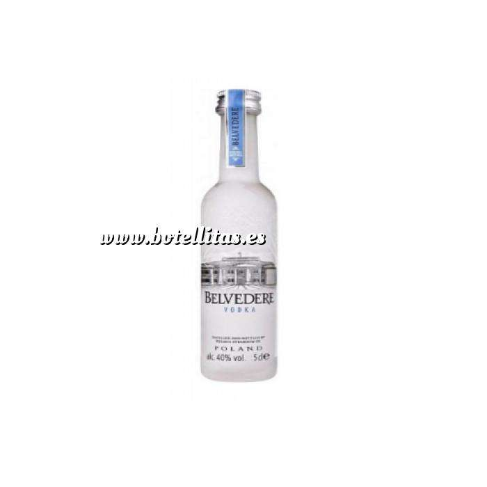 Imagen Vodka Vodka Belvedere 5cl