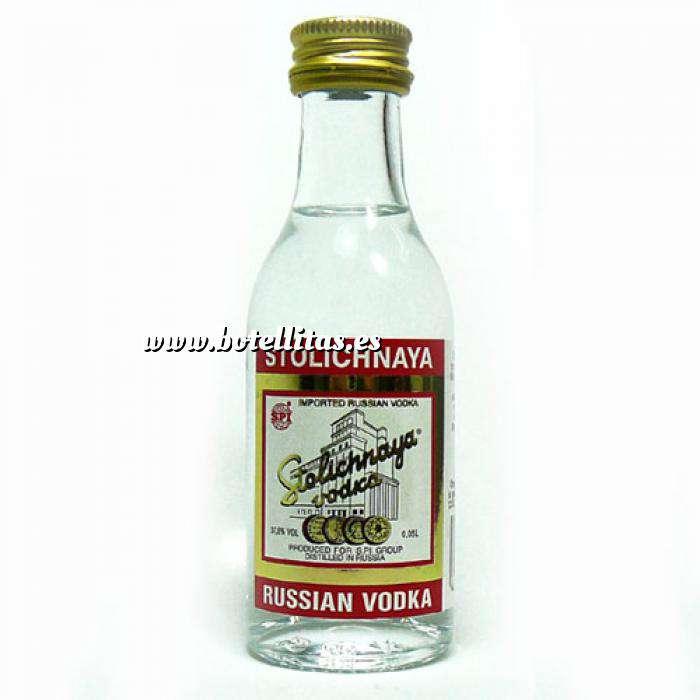 Imagen Vodka Vodka Stolichnaya 5cl