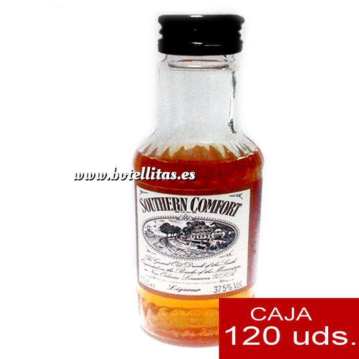 Imagen Whisky Southern Comfort 5cl - CAJA DE 120 UDS