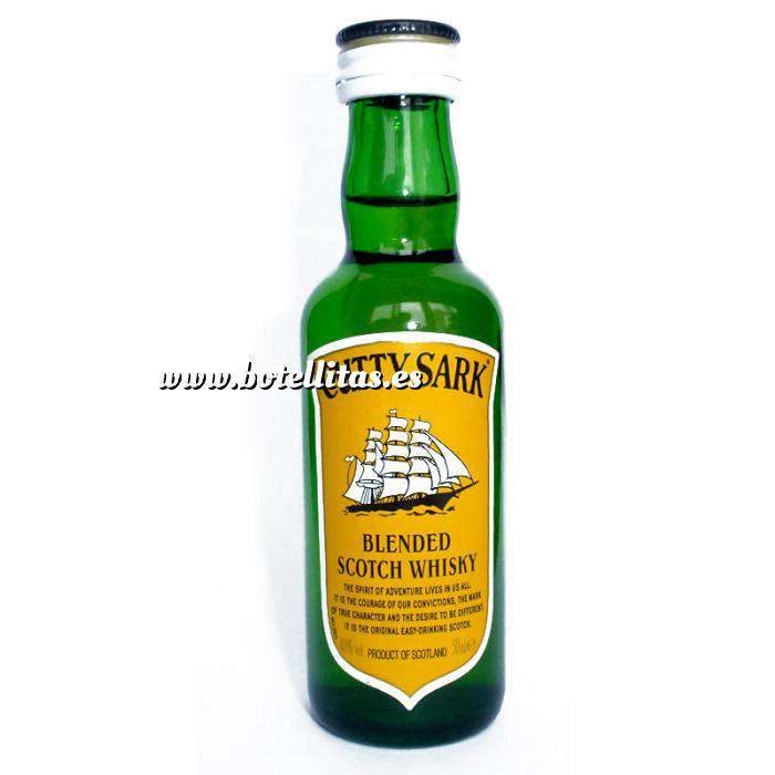 Imagen Whisky Whisky Cutty Sark 5cl