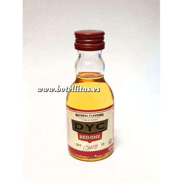 Imagen Whisky Whisky DYC CHERRY 5cl - Ultimas unidades
