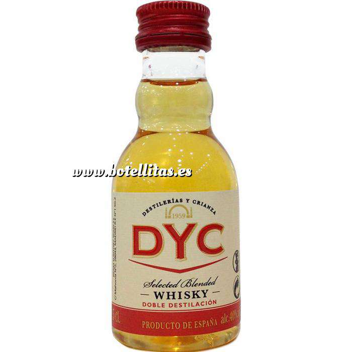 Imagen Whisky Whisky DYC Selected Blended