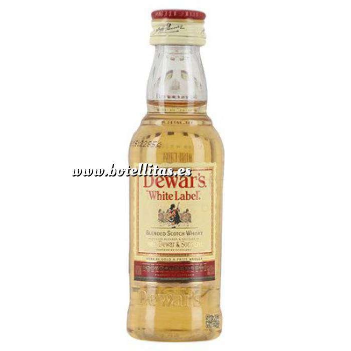 Imagen Whisky Whisky Dewar´s White Label 5cl (OFERTA TEMPORAL)