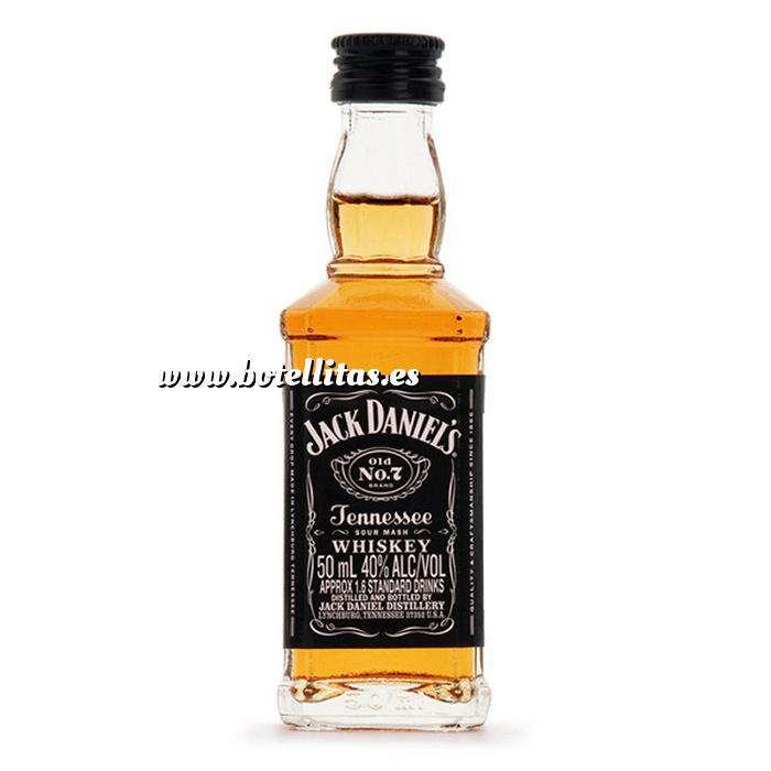 Imagen Whisky Whisky Jack Daniels CRISTAL 5cl ( PROMOCION PREMIUM )