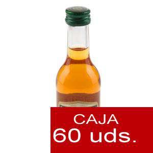 Brandy - Brandy Three Barrels VSOP 5cl. CAJA DE 60 UDS.