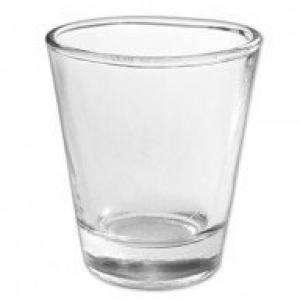 Imagen Frascas y Tarros VACÍOS Vaso de Chupito de Cristal - 6 x 5 x 5