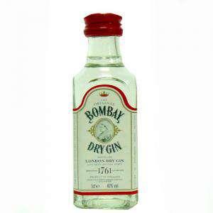Ginebra - Ginebra Bombay Dry Gin 5cl