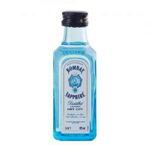 Imagen Ginebra Ginebra Bombay Sapphire 5cl Cristal