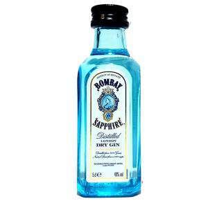 Ginebra - Ginebra Bombay Sapphire 5cl Cristal