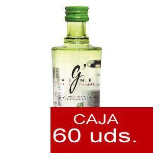 Ginebra - Ginebra G vine Floraison 5cl CAJA DE 60 UDS