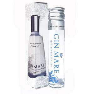 Ginebra - Ginebra Gin mare 5cl en cajita de cartón (OFERTA PREMIUM)