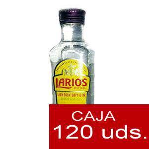 Ginebra - Ginebra Larios Dry Gin 5cl CAJA DE 120 UDS