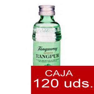Ginebra - Ginebra Tanqueray RANGPUR 5 cl CAJA DE 120 UDS.