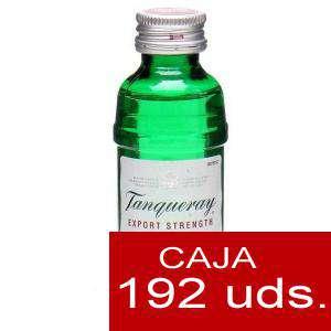 Ginebra - Ginebra Tanqueray - Export Strength - CAJA DE 192 UDS
