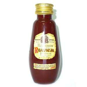 Licores, Orujos y Crema - Aguardiente de orujo Ruavieja 5cl