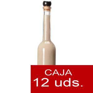 Licores, orujos y crema - Crema de Licor Villa Lucía SORGENTE 10 cl. CAJA DE 12 UDS (Últimas Unidades)