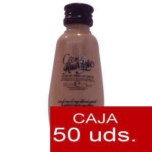 Licores, orujos y crema - Crema de Orujo Ruavieja 5cl CAJA DE 50 UDS (OFERTA LIMITADA)