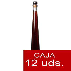 Licores, orujos y crema - Licor de Café Villa Lucía PIRÁMIDE OCTO-IRENE 10 cl. CAJA DE 12 UDS (Últimas Unidades)