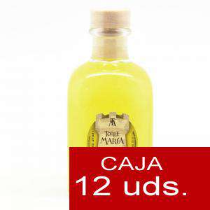 Licores, orujos y crema - Licor de Limón Torre María FRASCA 100 - CAJA DE 12 UDS