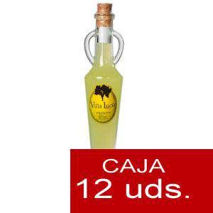 Licores, orujos y crema - Limoncielo Villa Lucía CARMEN 4 cl. CAJA DE 12 UDS (Últimas Unidades)