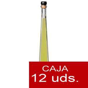 Licores, orujos y crema - Limoncielo Villa Lucía PIRÁMIDE-EDU 10 cl. CAJA DE 12 UDS (Últimas Unidades)