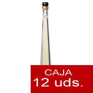 Licores, orujos y crema - Orujo de Hierbas Villa Lucía PIRÁMIDE-EDU 10 cl. CAJA DE 12 UDS (Últimas Unidades)