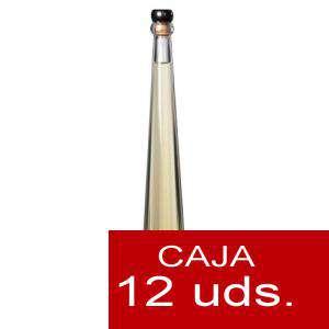 Licores, orujos y crema - Orujo de Hierbas Villa Lucía PIRÁMIDE OCTO-IRENE 10 cl. CAJA DE 12 UDS (Últimas Unidades)
