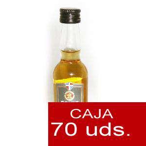 Ron - Ron Conde de Cuba 7 años 4cl CAJA DE 70 UDS