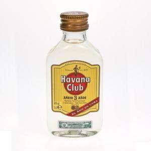 Ron - Ron Havana Club AÑEJO 3 AÑOS 5cl