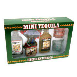Tequila - Tequila Estuche 3 unidades