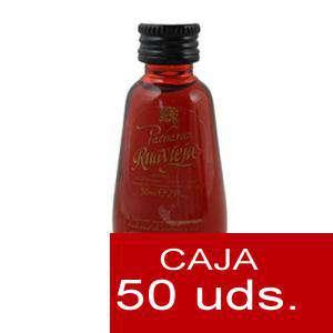 Varios - Pacharán Ruavieja 5cl CAJA DE 50 UDS